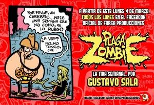 plaga zombie sala