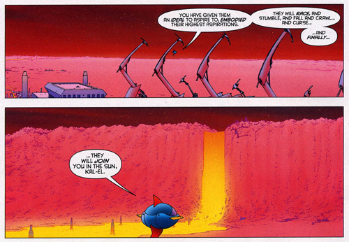 All Star Superman - Jor-El