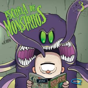 escuela de monstruos