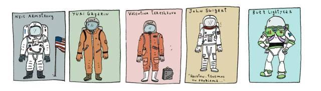 gv astronautas