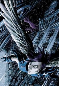 purple comics