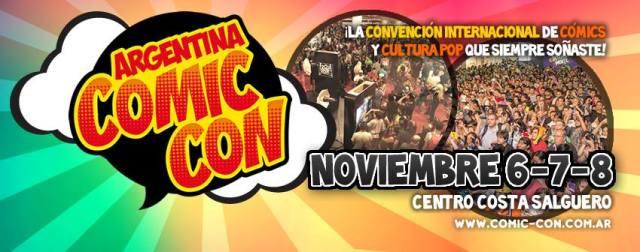 comiccon 6-11